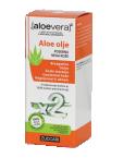 Aloe Vera X2, Aloe olje za nego kože, 50 ml