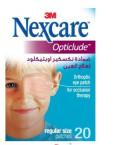Nexcare Opticlude, obliži za oči za odrasle, 20 obližev