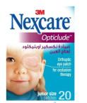 Nexcare Opticlude, obliži za oči za otroke, 20 obližev