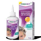 Paranit, šampon za odstranjevanje naglavnih uši in gnid, 200 ml