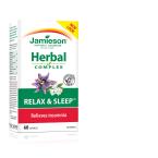 Jamieson Relax and Sleep, 60 kapsul