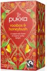 Pukka Rooibos & Honeybush, ekološki čaj, 20 vrečk