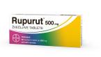Rupurut 500 mg, 50 žvečljivih tablet