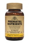 Solgar Prenatal Nutrients, 60 tablet