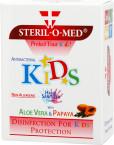 Steril-o-med Kids dezinfekcijski robček za roke, 8 robčkov