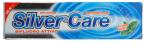 Silver Care Zobna krema v gelu, aktivni bifluor, 100 ml