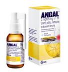 Angal 2 mg/0,5 mg v 1 ml, oralno pršilo, raztopina z okusom limone, 30 ml
