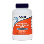 NOW Super Omega-3 1000 mg, 120 kapsul