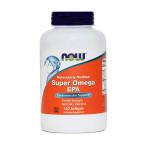 NOW Super Omega-3 1000 mg, 120 kapsul