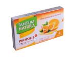 Tantum Natura z okusom pomaranče in medu, 15 pastil