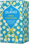 Pukka Three Chamomile, ekološki čaj, 20 vrečk