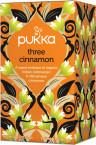 Pukka Three Cinnamon, ekološki čaj, 20 vrečk
