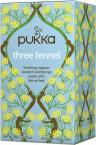 Pukka Three Fennel, ekološki čaj, 20 vrečk