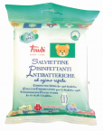 Trudi Baby Care robček antibakterijski, 20 robčkov