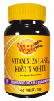 Natural Wealth Vitamini za lase, kožo in nohte, 60 tablet