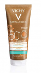 Vichy Capital Soleil mleko za zaščito pred soncem - ZF50+, 200 ml