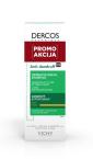 Vichy Dercos, šampon proti prhljaju za suhe lase, 2 x 200 ml + 100 ml GRATIS