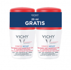 Vichy Deo Stress Resist, roll-on dezodorant, 2 x 50 ml