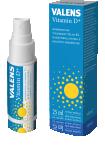 Valens Vitamin D+, ustno pršilo, 25 ml