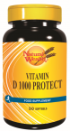 Natural Wealth Vitamin D 1000 Protect, 50 kapsul