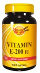 Natural Wealth Vitamin E 200 i.e., 100 kapsul