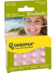 Ohropax, volneni ušesni čepki - 6 parov