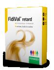 FidiVal retard, 30 obloženih tablet
