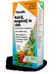 Floradix Kalcij, magnezij in cink, tonik, 250 ml