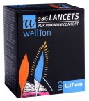 Wellion Lanceta G28, 100 lancet