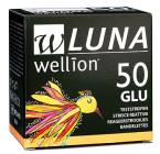 Wellion Luna Duo, 50 merilnih lističev za glukozo