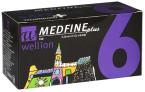 Wellion Medfine plus G31, igle za inzulinska peresa - 6 mm, 100 igel