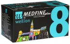 Wellion Medfine plus G31, igle za inzulinska  peresa - 8 mm, 100 igel