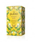 Pukka Turmeric Gold, ekološki čaj, 20 vrečk