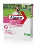 Ataxxa 500 mg/100 mg, kožni nanos - za pse nad 4 kg do 10 kg, 1 kapalka