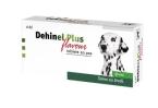 Dehinel Plus Flavour, tablete za pse, 4 tablete