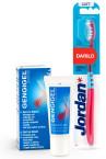 Gengigel, gel za dlesni, 20 ml + DARILO  Jordan soft zobna ščetka