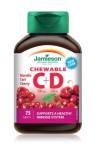 Jamieson Vitamin C&D, 75 bombonov
