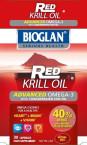 Bioglan Rdeče krilovo olje advanced omega-3, 30 kapsul
