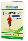 Nutrilab L-Carnitine, 60 kapsul