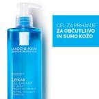 La Roche-Posay Lipikar, gel za prhanje, 400 ml