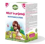 MyNuti Nelly in prijatelji, multivitamini za otroke, 50 želejčkov