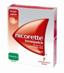 Nicorette Invisipatch 25 mg/16 ur, 7 transdermalnih obližev