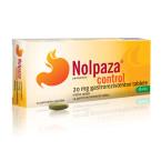 Nolpaza control 20 mg, 14 gastrorezistentnih tablet
