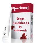 Nozohaem, gel za zaustavljanje krvavitev iz nosu, 4 x 5 ml