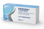Persen, 40 obloženih tablet