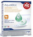 Pic AquaBloc, antibakterijski obliži - 10 x 8 cm, 5 obližev