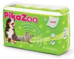 PikaZoo, podloge za navajanje muck in kužkov na čistočo - velikost S, 30 kosov