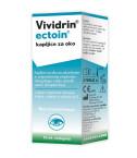 Vividrin ectoin, kapljice za oko, 10 ml
