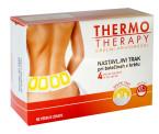 Thermo Therapy nastavljiv trak pri bolečinah v hrbtu, 1 trak, 4 grelne blazinice