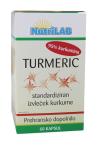 Nutrilab Turmeric, 60 kapsul